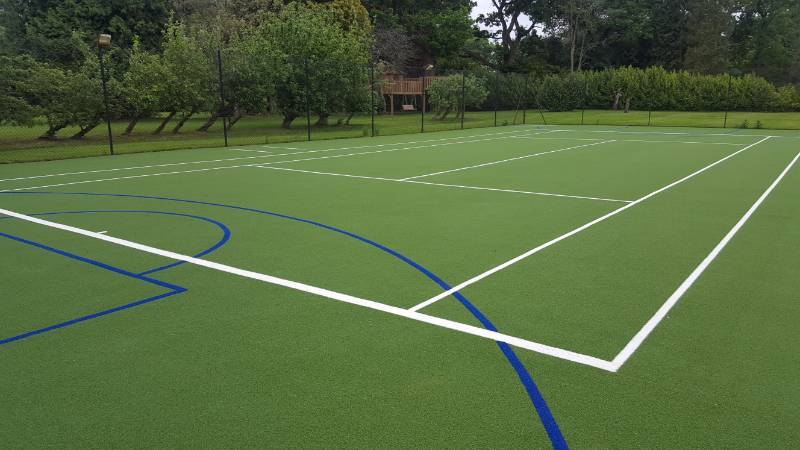 Artificial Grass Case Study - Cheswood Grange
