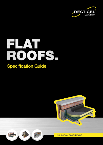 Recticel Insulation Flat Roof Specification Guide
