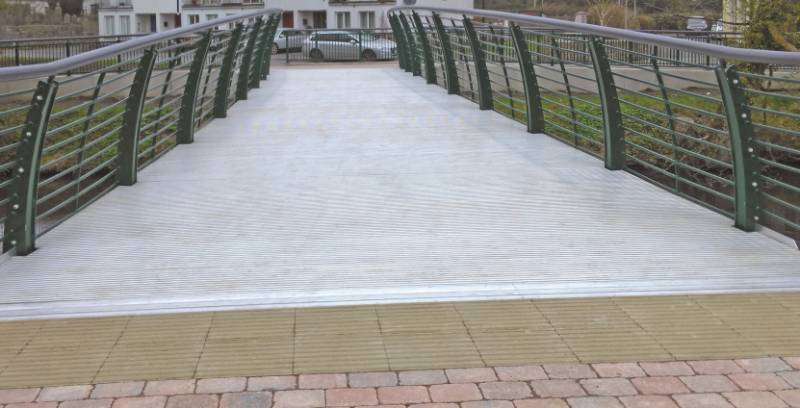 Neatdek chosen for another outstanding bridge project