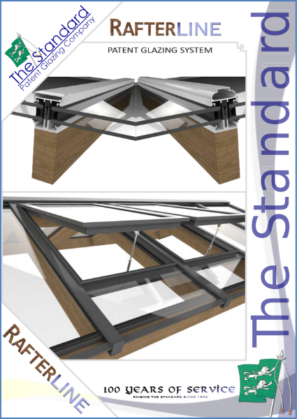 Rafterline Patent Glazing Brochure