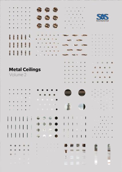 SAS International Metal Ceiling Brochure