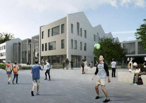 Barony Campus, Scotland