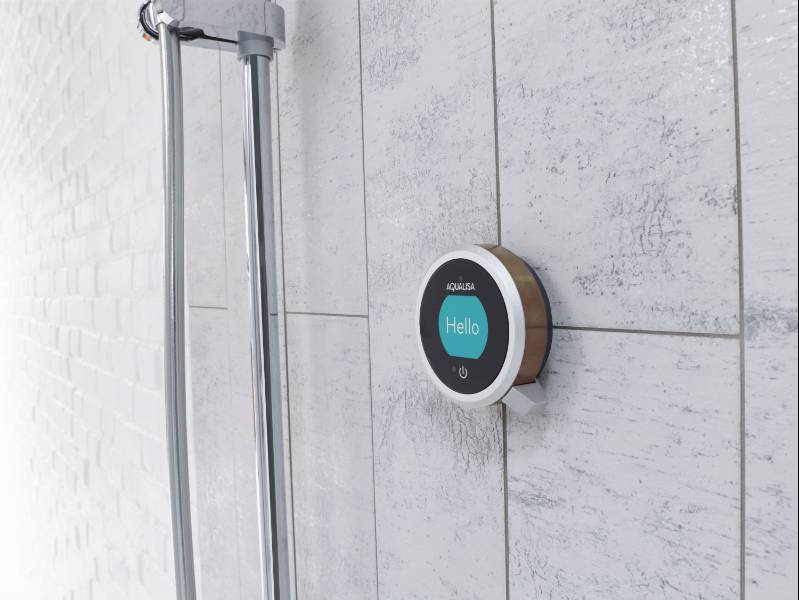 Q Smart - Edition Mixer Shower Dual Outlet High Pressure