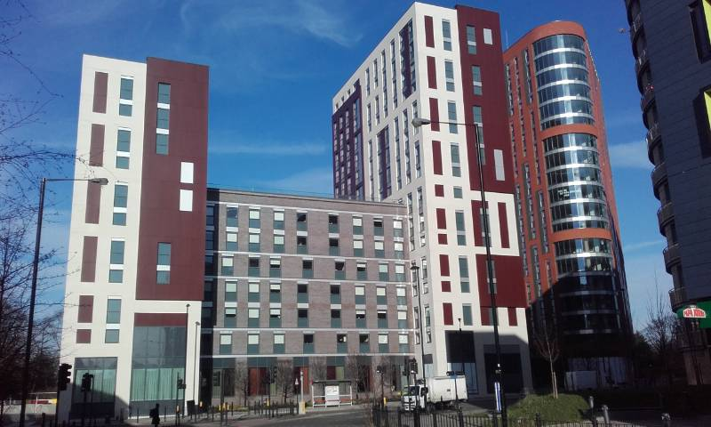 Imperial College, London. Featuring Deceuninck 2500 Series. Delivered a customer saving over aluminium of 30%