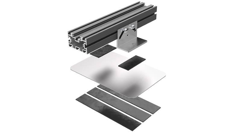 AliDeck Spreader Plate