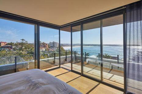 Alspec and Halliday + Baillie - Manly Residence, NSW