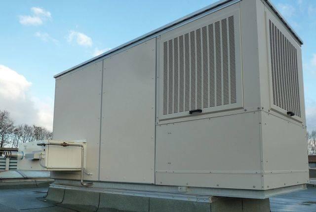 CoolStream R rooftop evaporative cooler