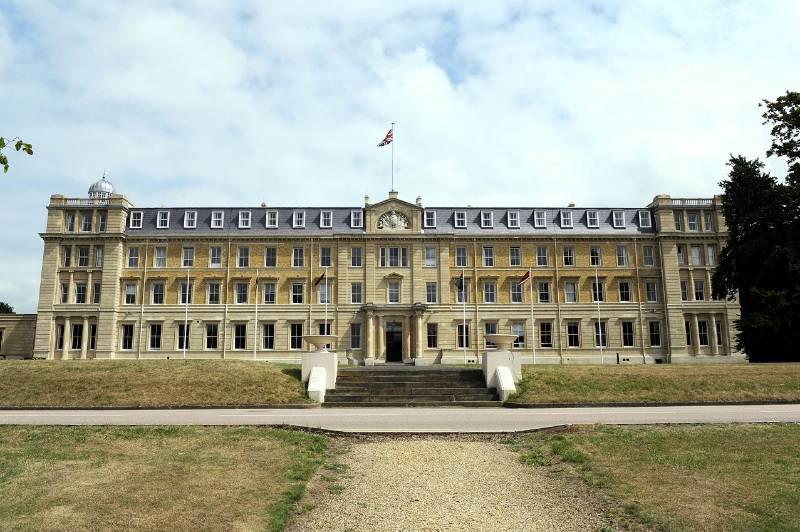 Sandhurst RMA - Grade II Listed