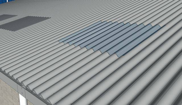 Advantage® for GRP Rooflights