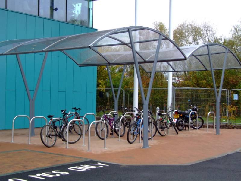 Derwent Cycle Shelter