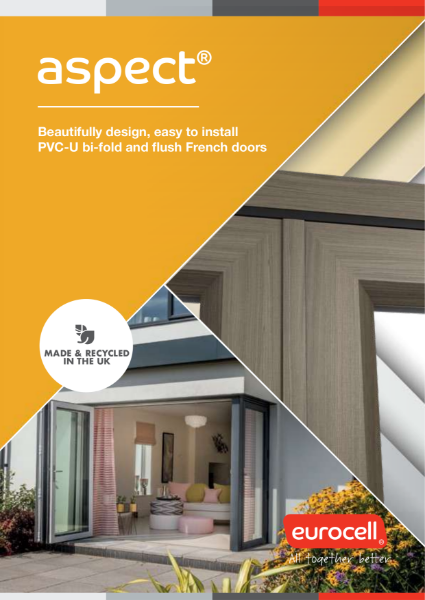 Aspect PVC-U Bi-Folding & French Doors