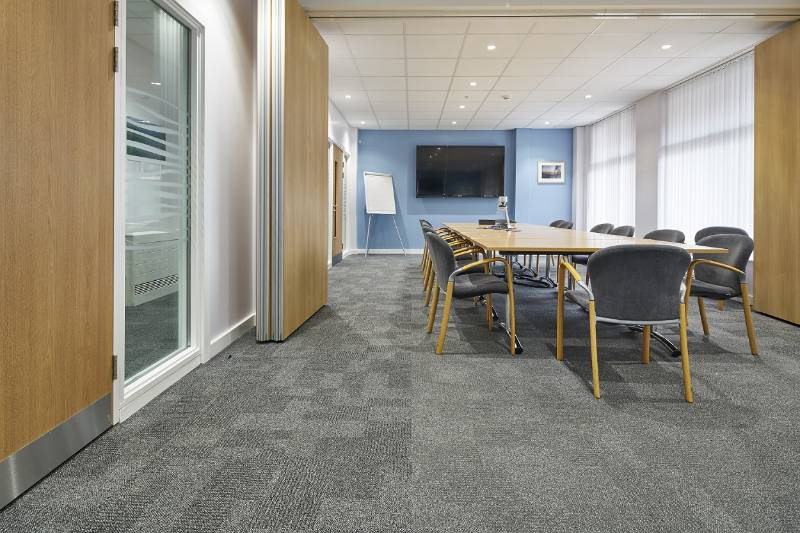 Carpet, Matting & Stair Edgings - Laura Mitchell Health and Wellbeing Centre