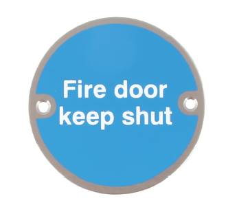 Fire Signage FDKS (HUKP-0105-24)