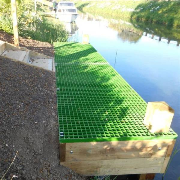 Anti Slip GRP Grid Grating