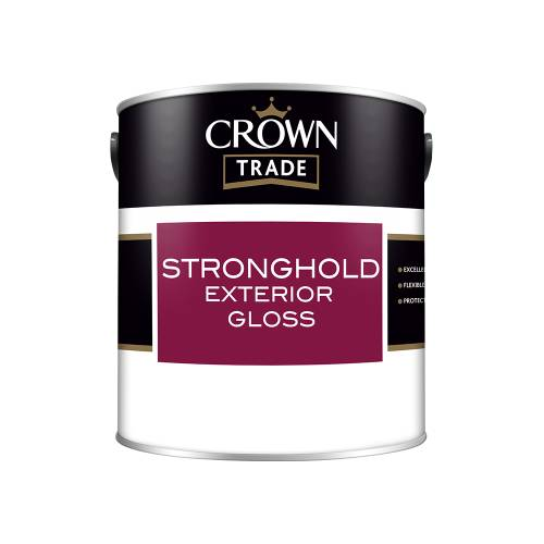 Crown Trade Stronghold Exterior Gloss