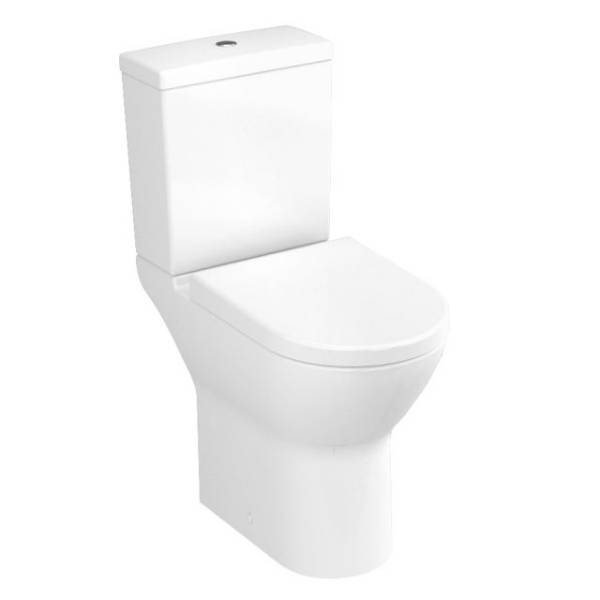 VitrA S50 Comfort Height, Close-coupled WC Pan, 5421