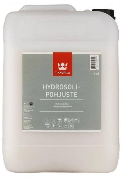 Hydrosol Masonry Primer
