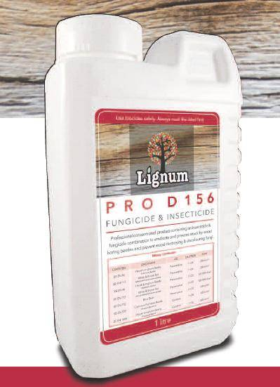 Lignum Pro D156 Fungicide and Insecticide