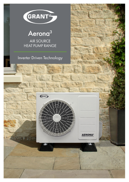 Air Source Heat Pump Brochure