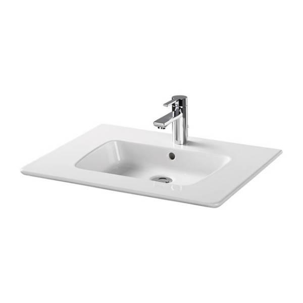Simeto Due 64cm Vanity Washbasin