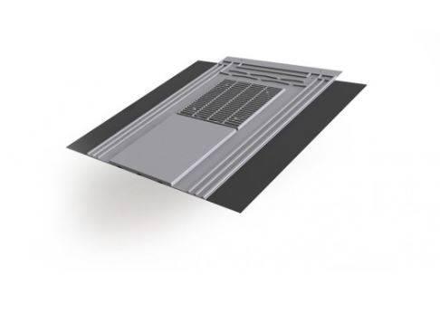 Glidevale Protect GV11 Slate Ventilator