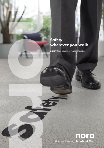 Safety Wherever you walk