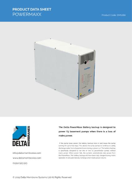 Delta PowerMaxx