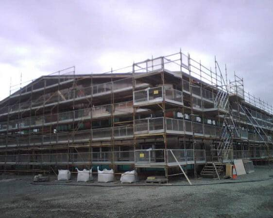 Altum Building : ECOSCREED Thermal M13 TF