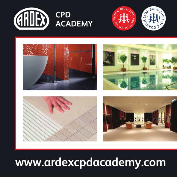 ARDEX CPD Seminar folder