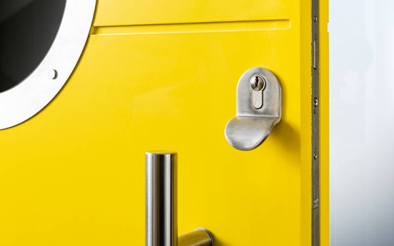 BLU™ - CP50 Contemporary Cylinder Pull