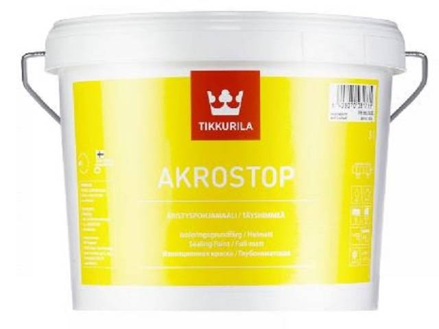 Akrostop Sealing Paint