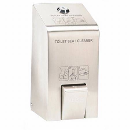 BC900 Dolphin Stainless Steel Toilet Seat Cleaner Dispenser