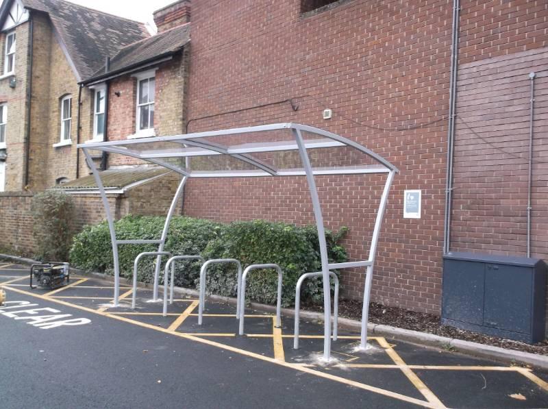 Junior Brighton Cycle Shelter