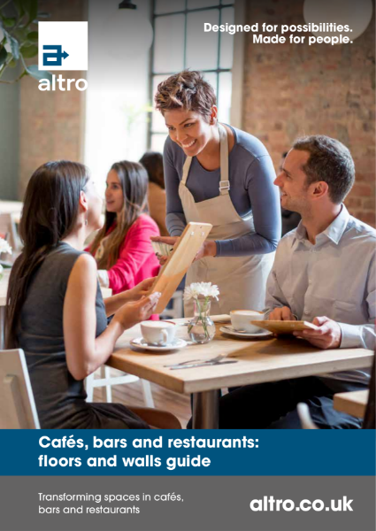 Altro Restaurants, Cafes and Bars Sector Brochure
