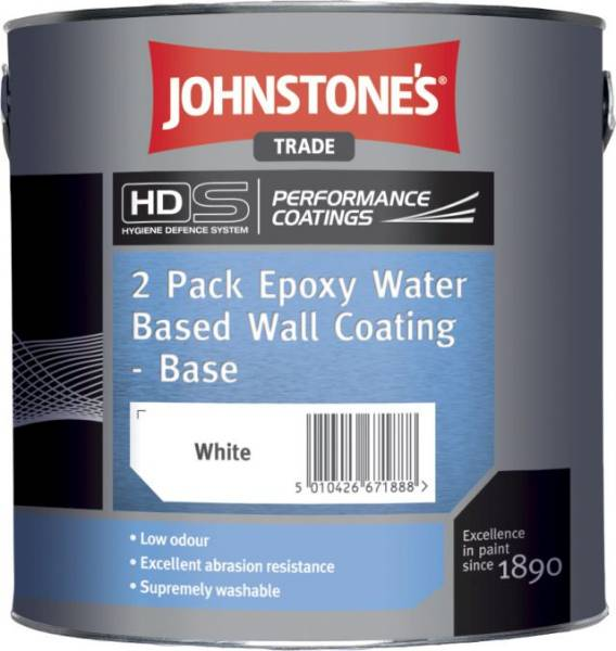 2 Pack Epoxy Water Based Wall Coating (Performance Coatings)