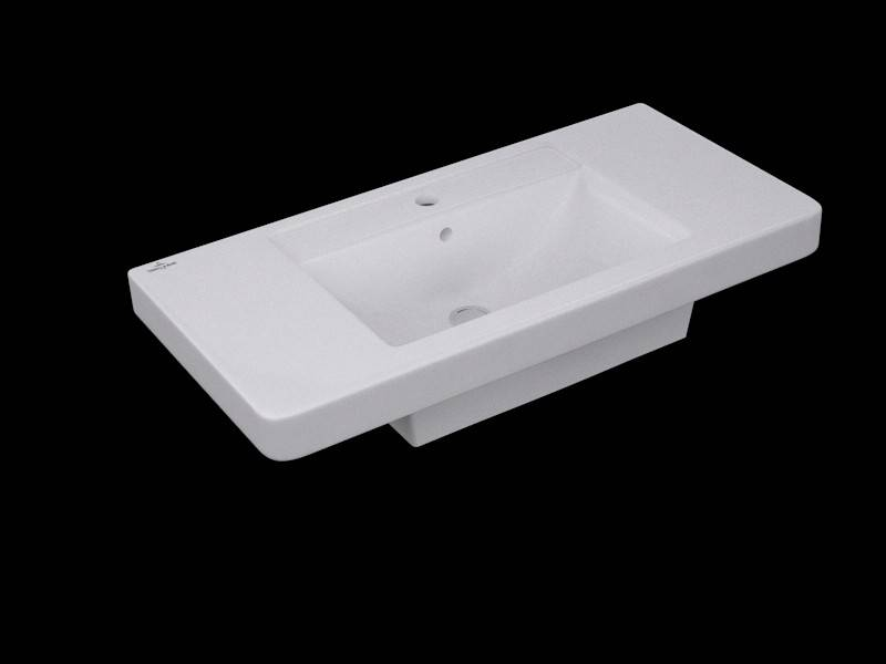 ARCHITECTURA Vanity Washbasin 6116 80 XX