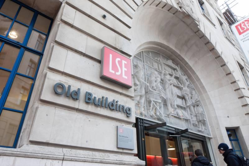 Stair Edgings - London School of Economics