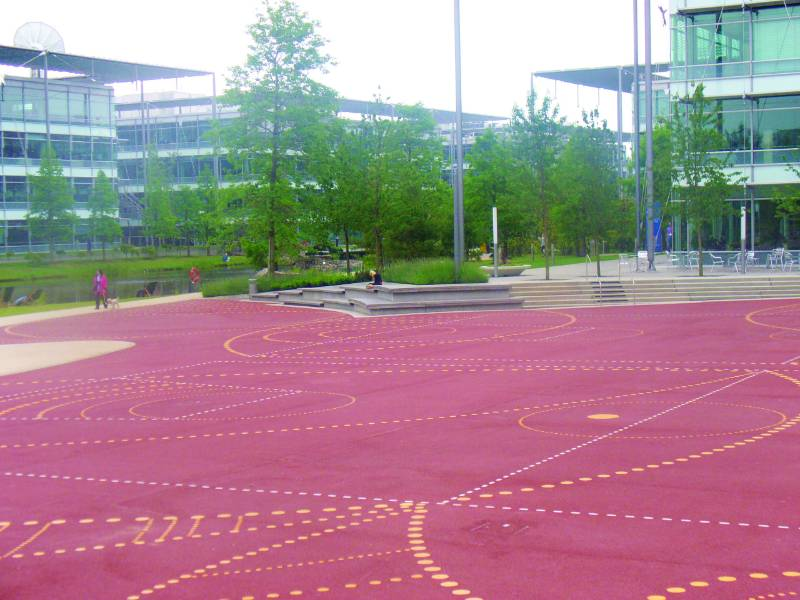 Chiswick Business Park, London