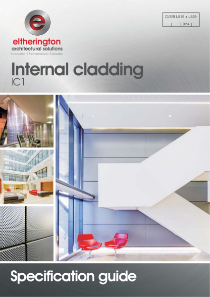 Internal Cladding Specification Guide