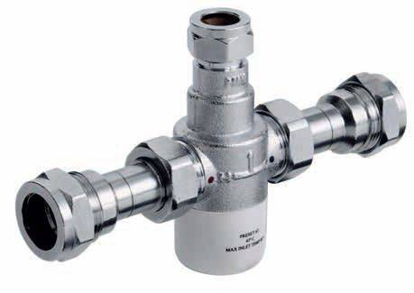 Thermostatic Mixing Valve MT503CP-22