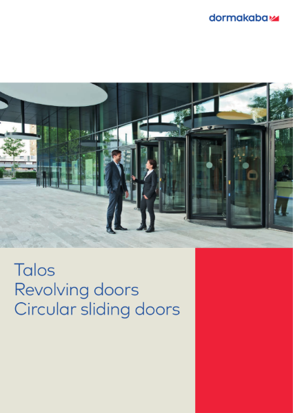 Talos Revolving Door
