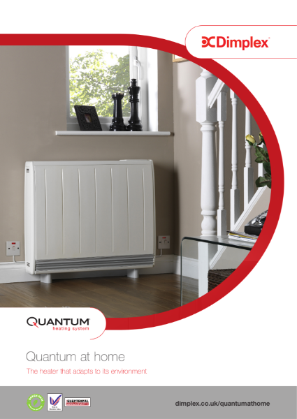 1. Quantum High Heat Retention Storage Heater