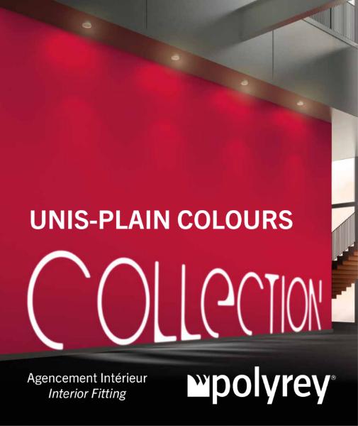 01 Polyrey Plain Colours