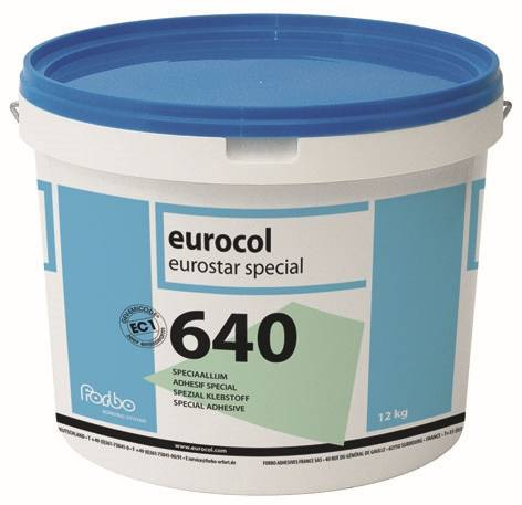 Eurocol 640 Eurostar Special Adhesive