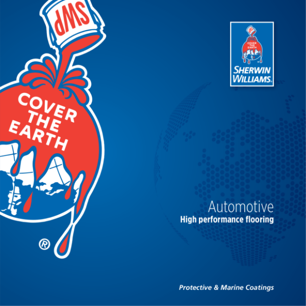 Sherwin-Williams Resin Flooring for the Automotive Industry