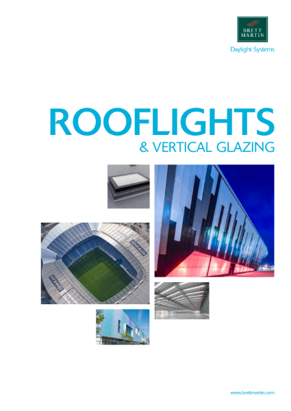 Rooflights & Vertical Glazing Product Range Overview