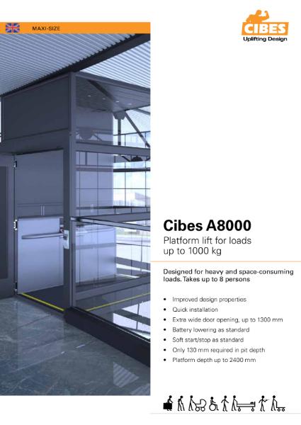 A8000 Brochure