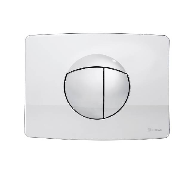 TRF0428S Multikwik Flush Plate - Solar (Satin Chrome finish)