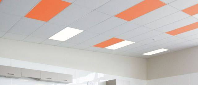 Quietspace® Accent Ceiling Tile