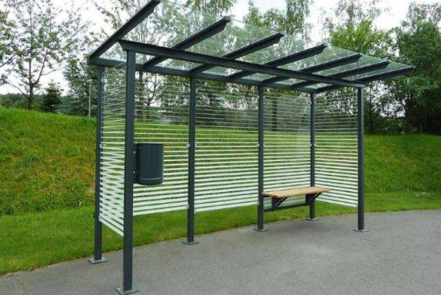 Ainsley Bus Shelter